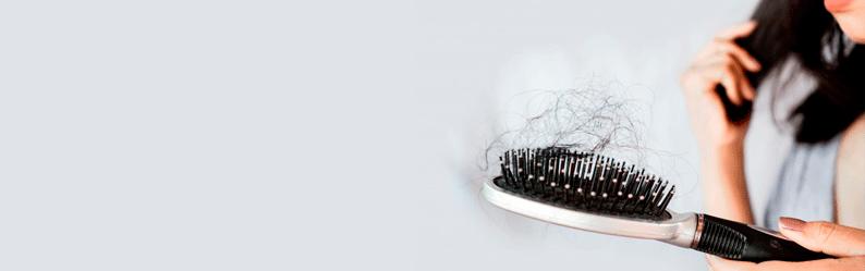Queda de cabelo: o que fazer