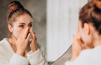 Como hidratar a pele do rosto?