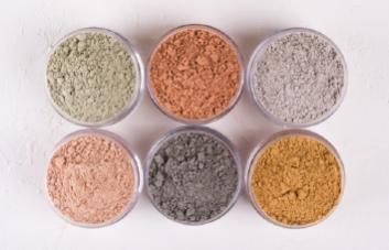 Conheça os principais tipos de argilas